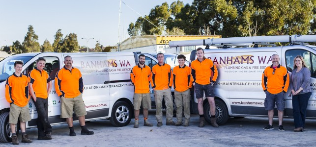 Banhams Team